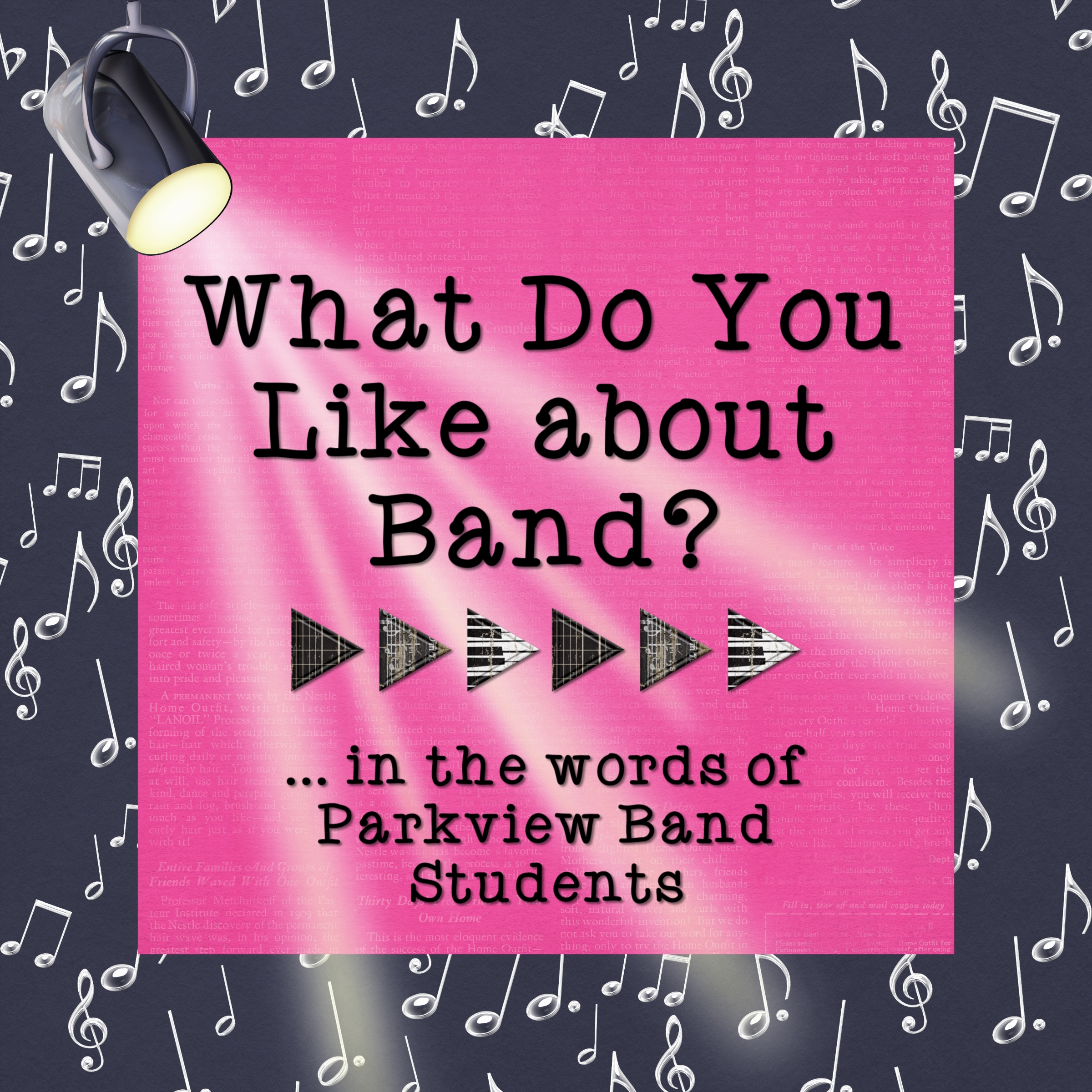 Parkview Band Quotes 2018 - Page 001